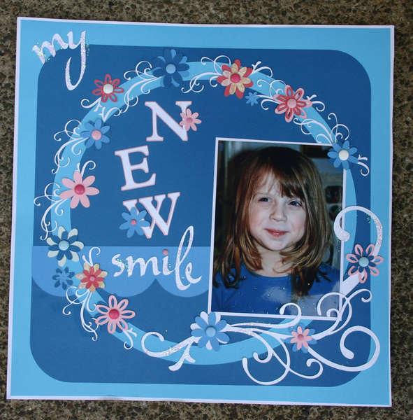 my new smile