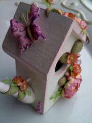 Mini Bord House - Over Grown With Love