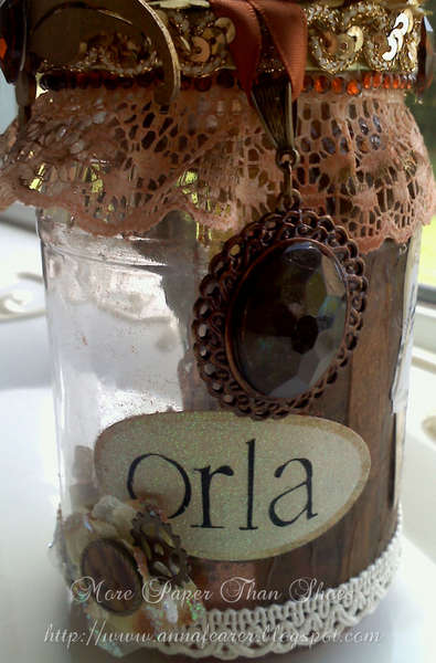 Captured Fairy - Orla