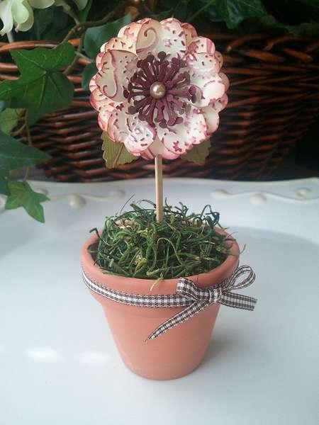 Floriano Mini Garden Pot