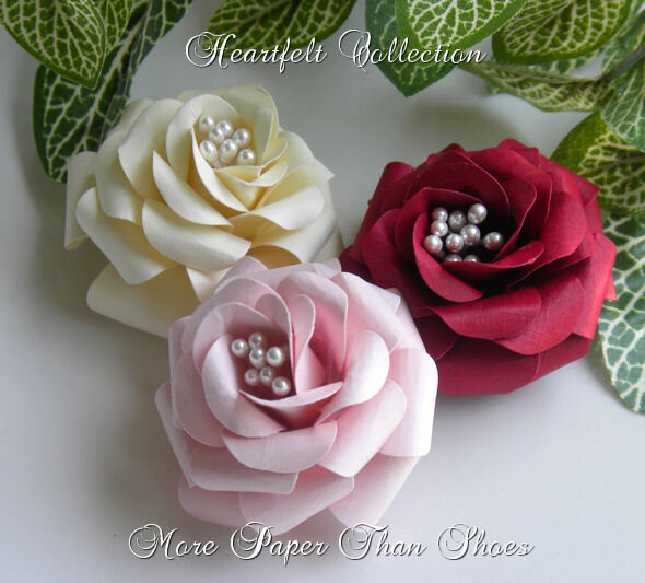 Heartfelt Collection - Roses