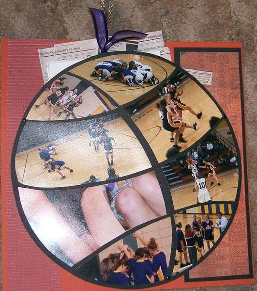 Basketball right