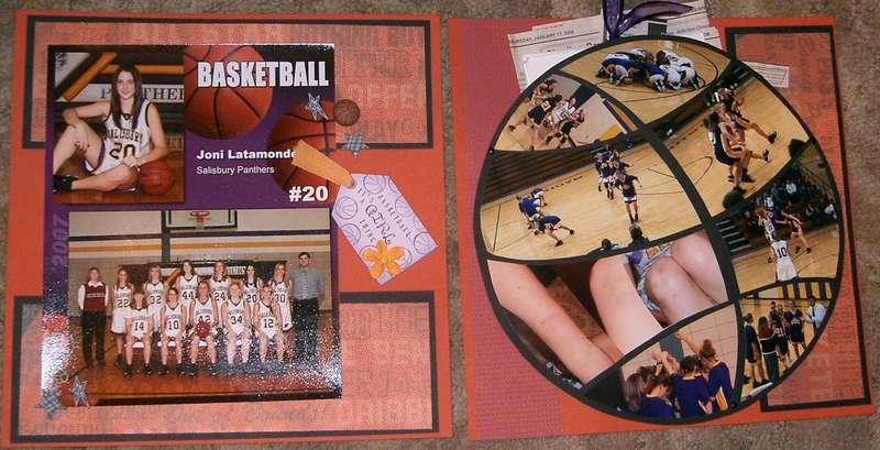 07-08 Basketball