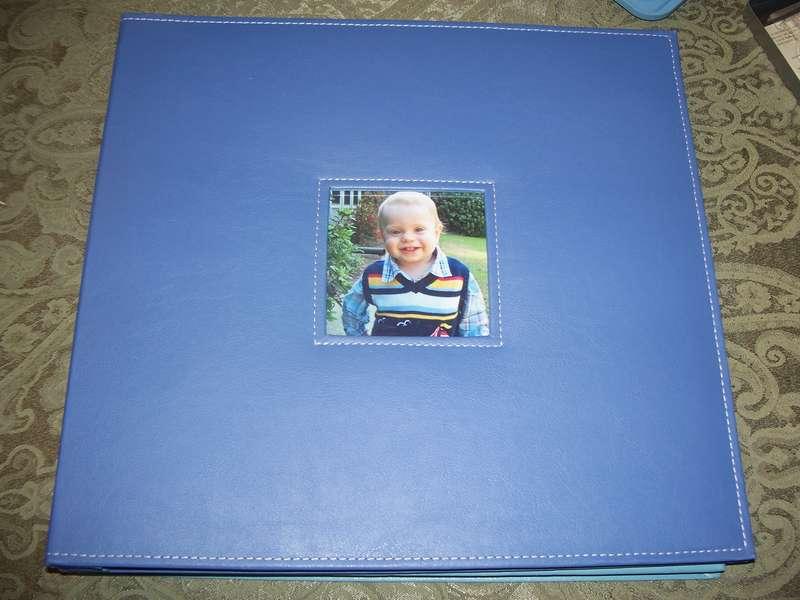 Cover of Luke's Toddler book