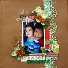 life is sweet Nook May kit