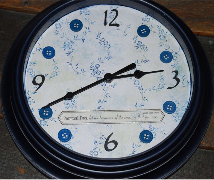 altered clock