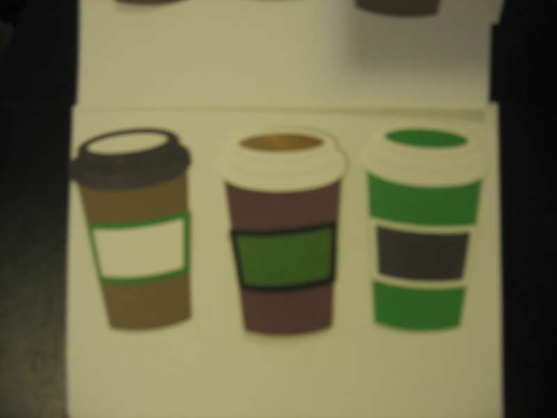 latte diecuts