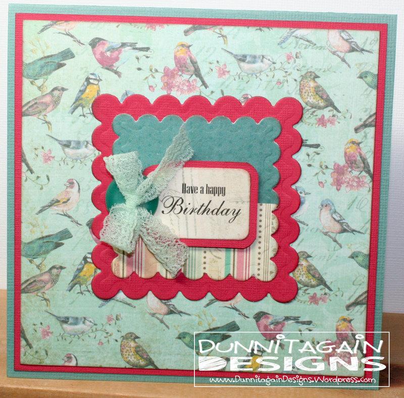 Birds - Birthday