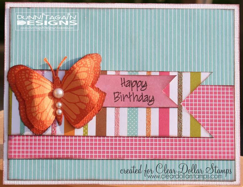 Butterfly - Happy Birthday