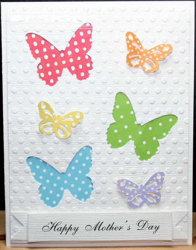 Mother's Day Butterflies