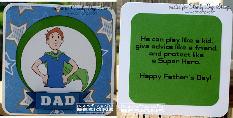 Father Day Hero