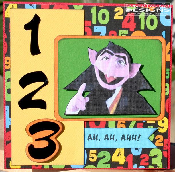 Count Birthday
