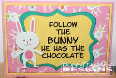 Bunny has Chocolate