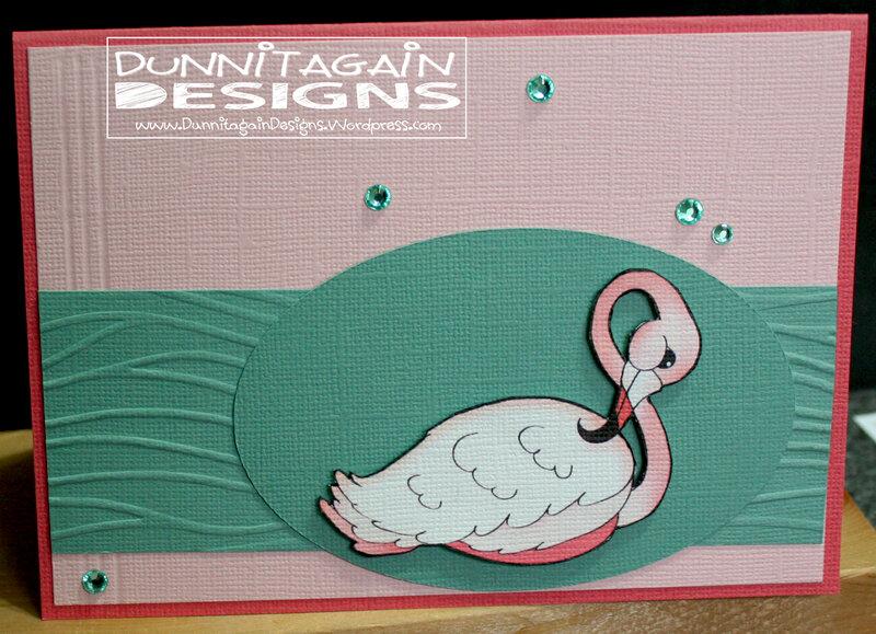 Flamingo Mother