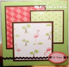 For Nana Flamingo
