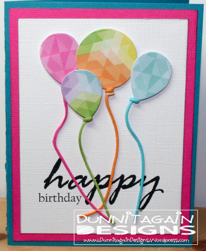 Birthday Balloons V1