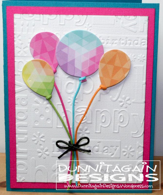 Birthday Balloons V2
