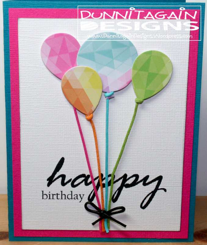 Birthday Balloons V3