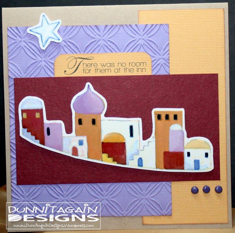 Bethlehem - Christmas Card