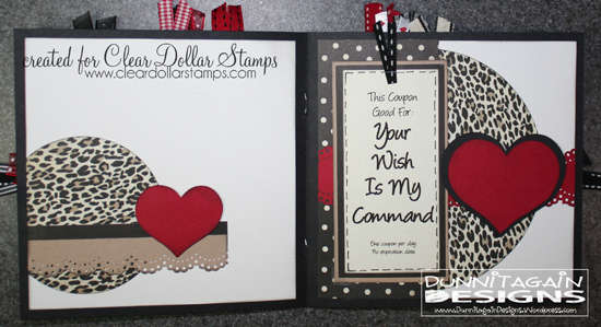 Valentine Coupon Book (pg 11-12)