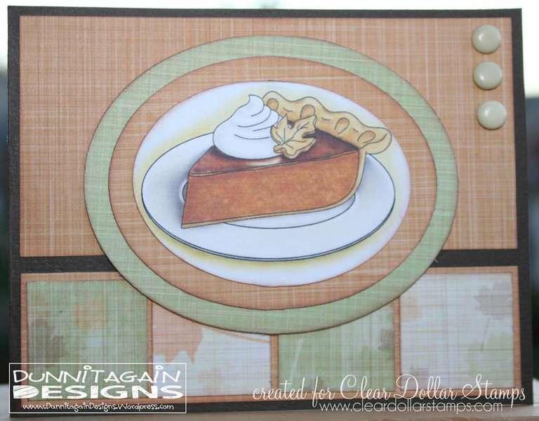 Pumpkin Pie - Happy Thanksgiving