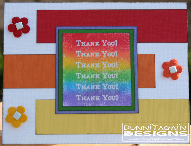 Rainbow - Thank You