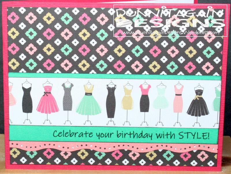 Style dress birthday