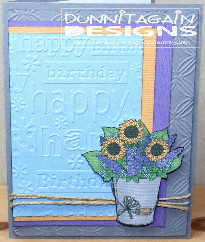 Sunflower Birthday