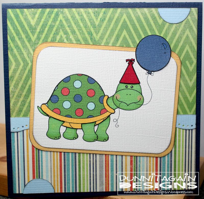 Turtle-riffic Birthday!