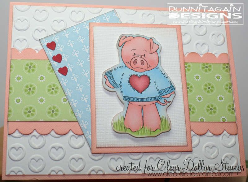 I love you little piggy!