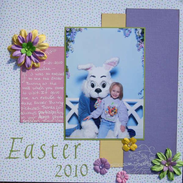Easter 2010 (12 x 12 album)