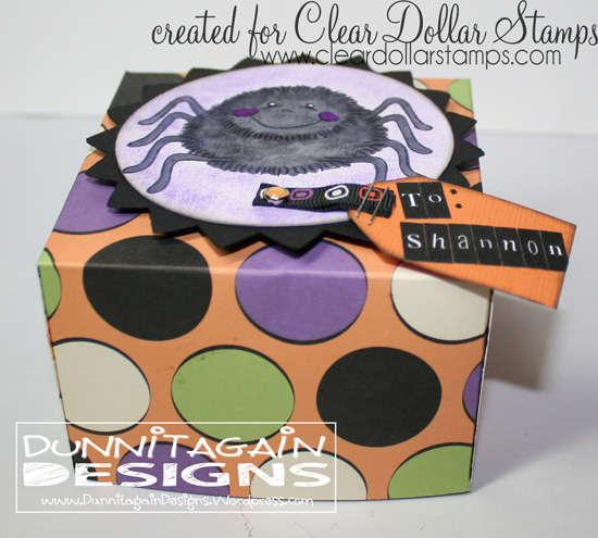 Paper box gift idea