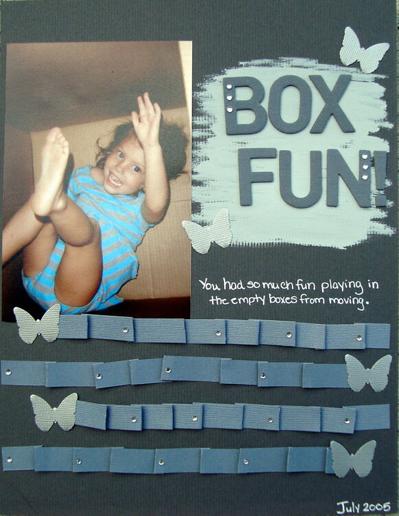 box fun
