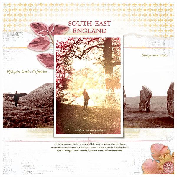 South East England 1988