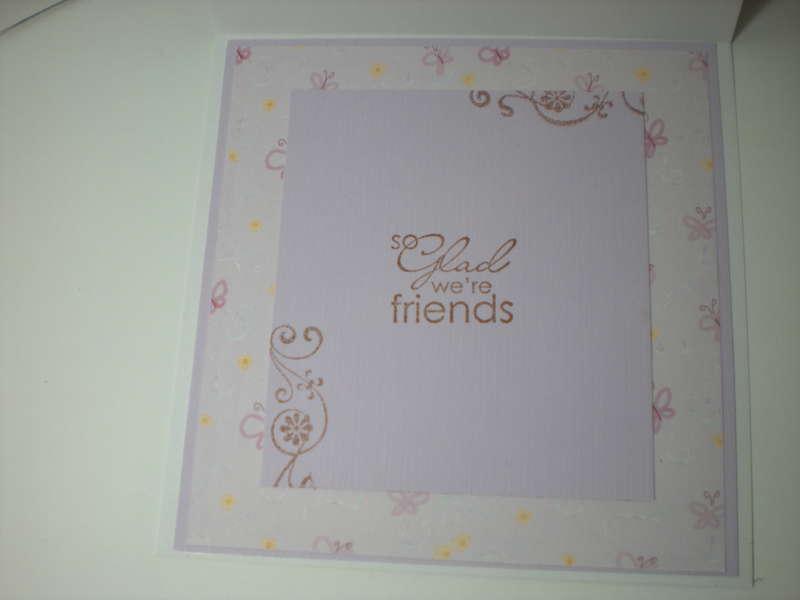 So Glad Were Friends (Inside Veiw)