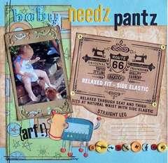 Baby Needz Pantz