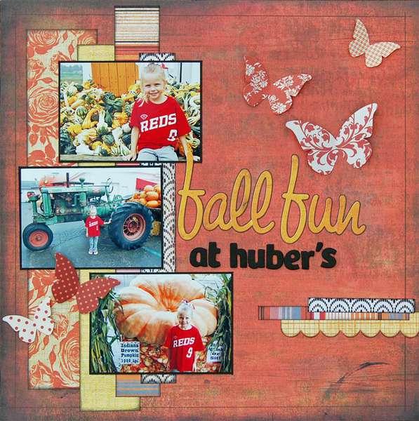 Fall Fun at Huber's