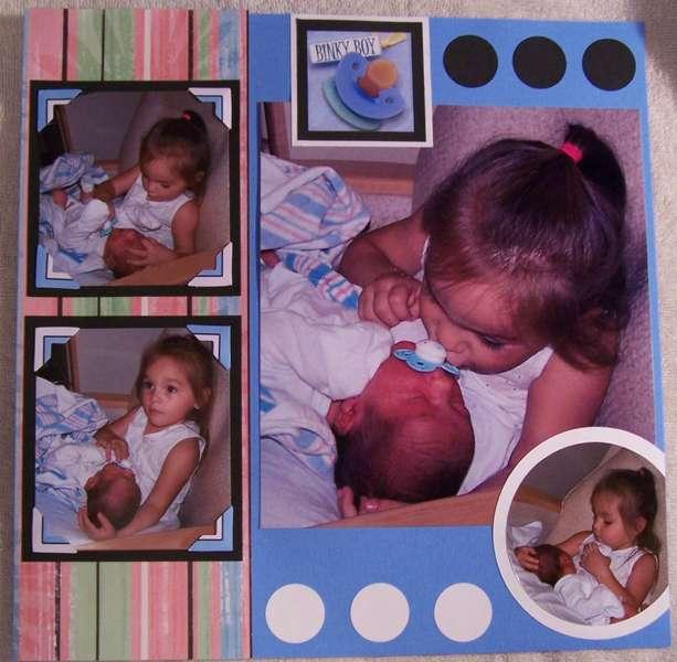 12x12 Mason's Birth Day pt. 2