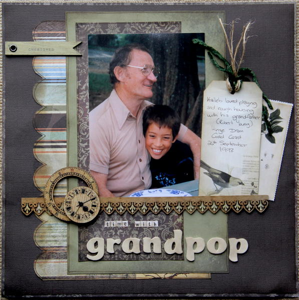 Time With Grandpop
