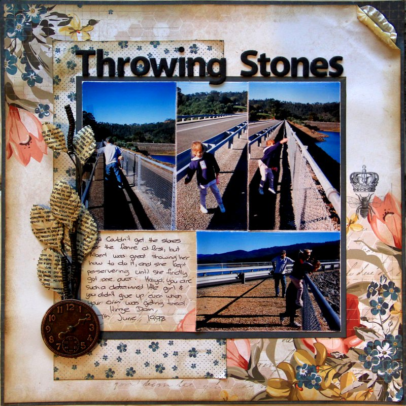 Throwing Stones