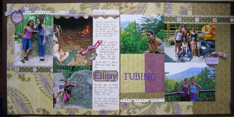 ellijay tubing
