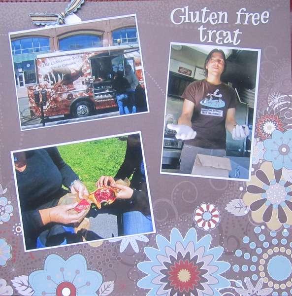gluten free treat