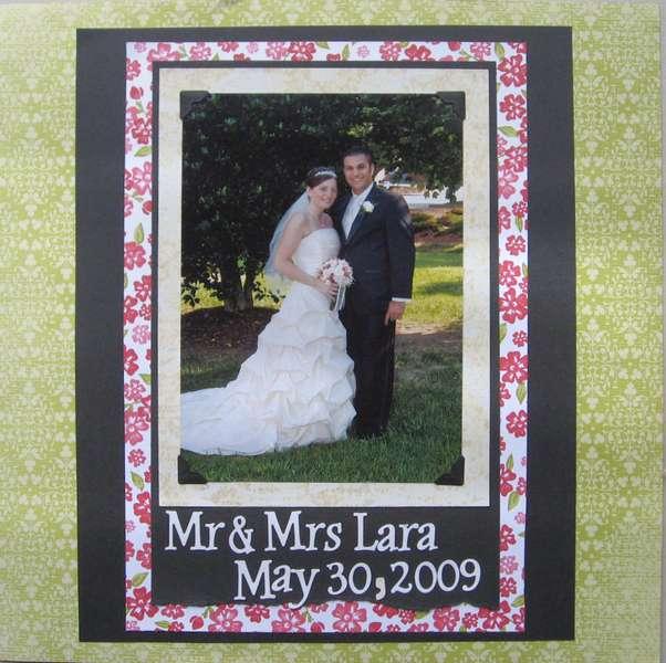 mr & mrs lara