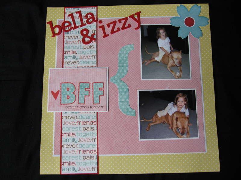 bella & izzy BFF