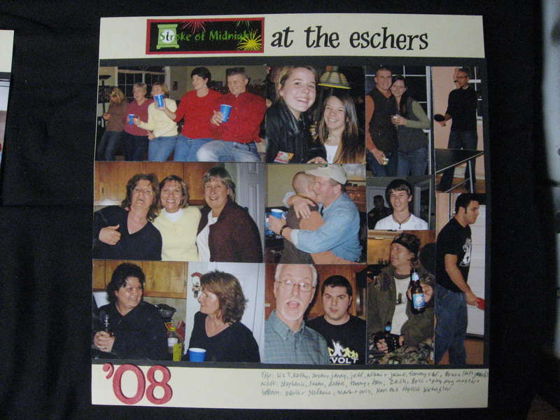 stroke of midnight at the eschers
