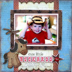 Cute Little Buckaroo