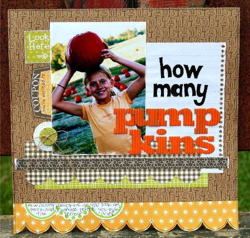 How many Pumpkins---Jillibean Soup