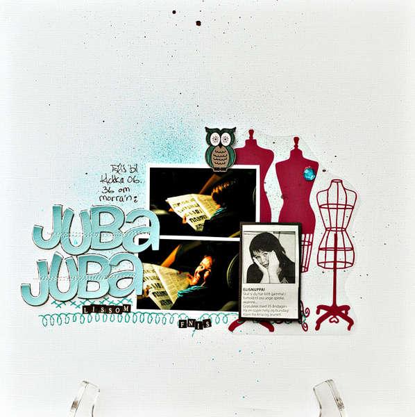 Jubajuba ** Hambly Screenprints **