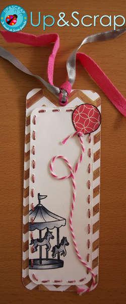Carnivel bookmark