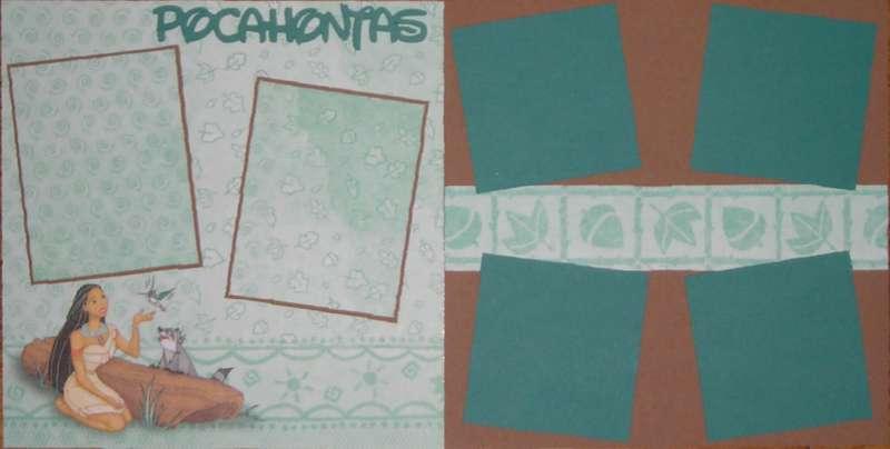 Disney Princess Album - Pocahontas